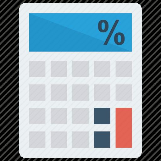 Accounting, calculation, calculator, machine, mathematics icon - Download on Iconfinder