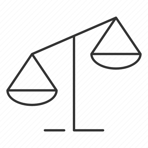 court, law, proerty law, real estate, scale, scales, weigh icon