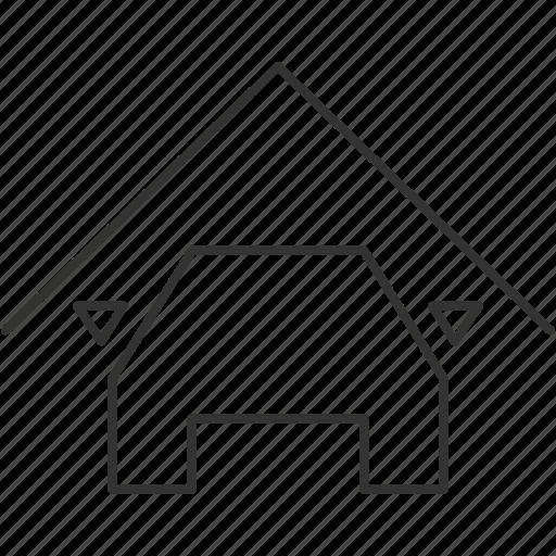 car, garage, house, park, park car, parking icon