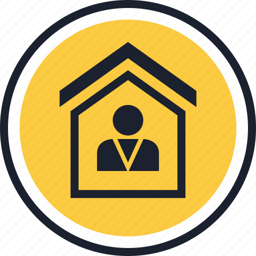 equity, home, house, realtor icon
