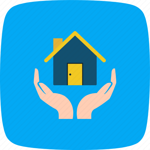 house, insurance, protection icon
