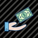 bank loan, business loan, car loan, home loan, money, mortgage, personal loan icon