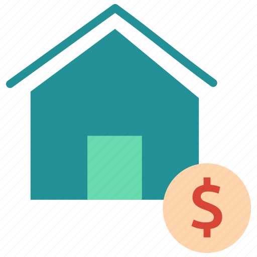 home loan, house, investment, money, mortgage, property, value icon