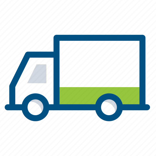 box, car, delivery, shipping, transport, transportation, vehicle icon