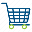 cart, ecommerce, phone, retail, shop, shopping, smart
