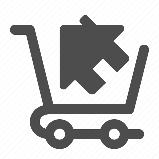 Buy, cart, home, house, real estate, sell, shopping icon ...