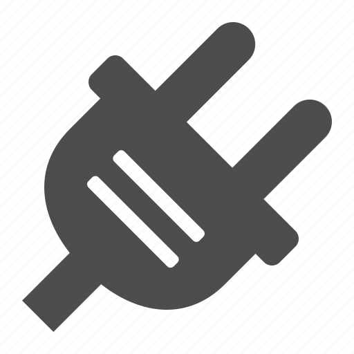 electric, plug, socket icon
