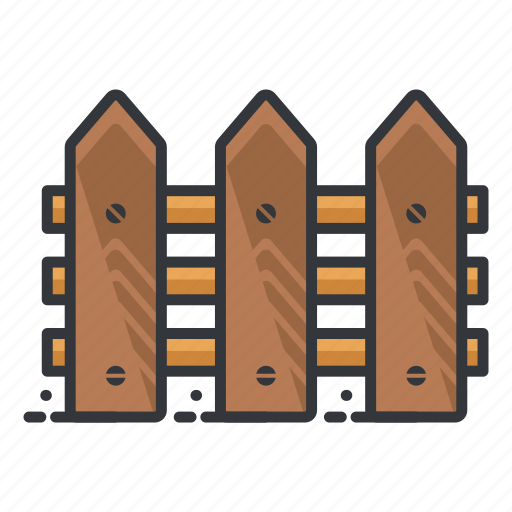 estate, fence, maintenance, real, tool icon