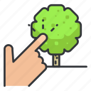 estate, real, select, tree
