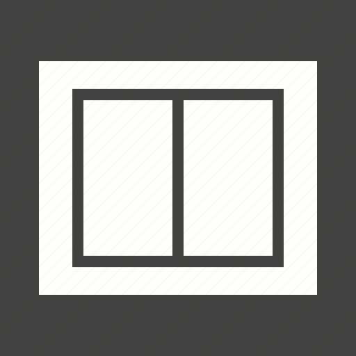 Frame, glass, interior, transparent, window, windows icon - Download on Iconfinder