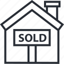 sold, house, buy, estate, housing, real, home