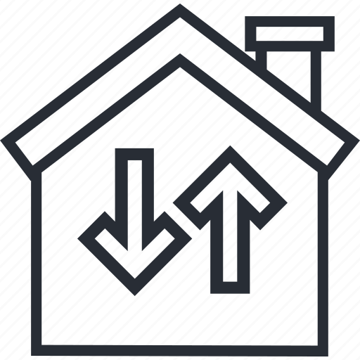 Change, buy, estate, home, house, housing, real icon - Download on Iconfinder