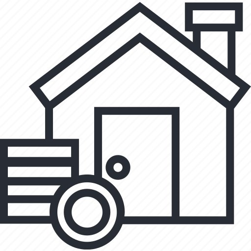Price, buy, estate, home, house, housing, real icon - Download on Iconfinder