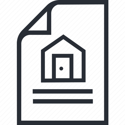 Rent, buy, estate, home, house, housing, real icon - Download on Iconfinder