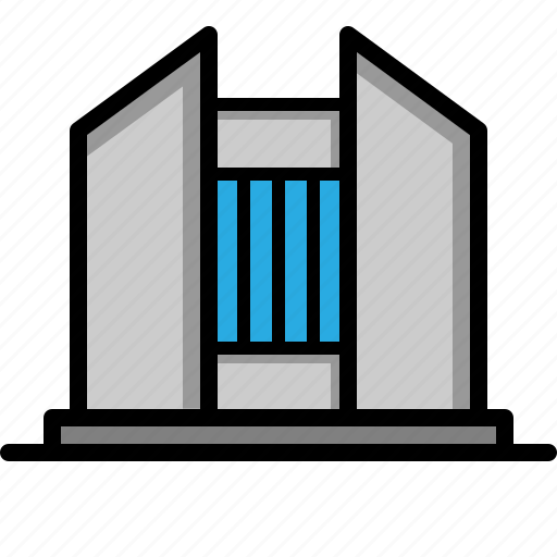 Building, architecture, construction icon - Download on Iconfinder