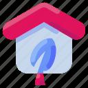 bukeicon, ecohome, ecology, estate, home, house, real