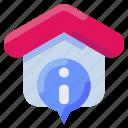 address, bukeicon, house, information, property, realestate
