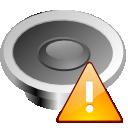 error, kmixdocked, notice icon