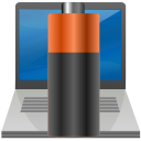 battery, laptop icon