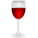 alcohol, drink, food, glass, wine icon