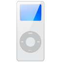 apple, ipod, mp3 player icon