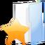 bookmark, folder icon