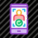 mobile, person, phone, recognition, smartphone, verification