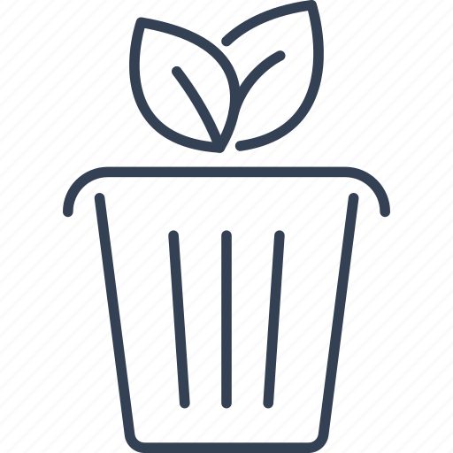 Flow, pot, recycling icon - Download on Iconfinder