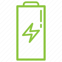 battery, charging, energy, recharge, recycle icon