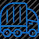 dump, garbage, management, transportation, truck, vehicle, waste