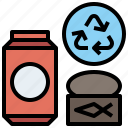 can, ecologic, ecologism, ecology, environment, metallic, nature, recycle icon