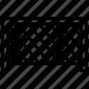 football goal, football net, goal net, goal post, soccer goal icon