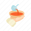 bowl, charity, food, hand, hungry, poverty, social icon
