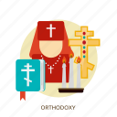 christianity, faith, god, orthodoxy, religion icon