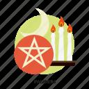 ethnic, mysticism, paganism, religion, talisman icon