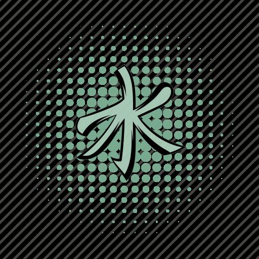 comics, confucianism, god, life, medallion, spirit, symbolism icon