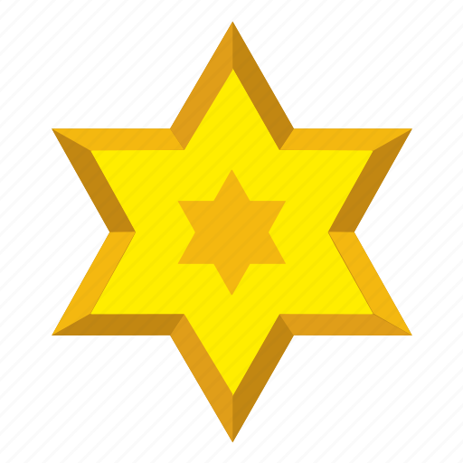 israel, religion, sign, star icon