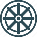 buddhism, wheel of dharma, dharma, gautama