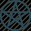 sigil of baphomet, symbolism, baphomet, church of satan icon