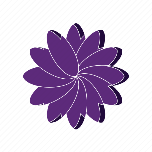 Bloom, flower, herb, religious icon - Download on Iconfinder