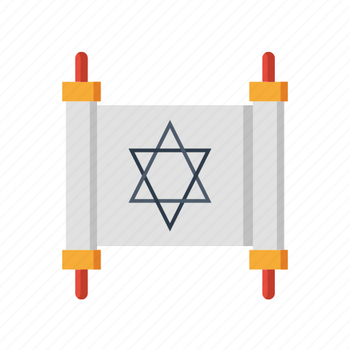 Holy, jew, jewish, judaism, law, religion icon - Download on Iconfinder