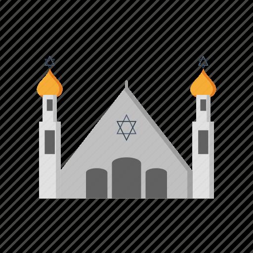 David, religious, sinagoga, star, temple icon - Download on Iconfinder