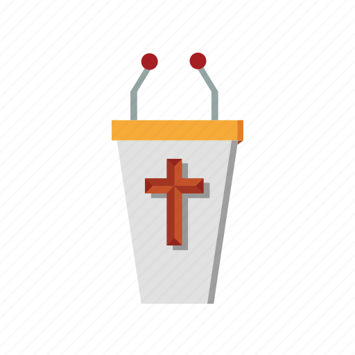 Christian, christianity, desk, religious icon - Download on Iconfinder