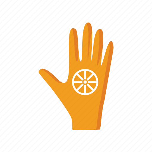 Dharma, hand, hinduism, indian, religion, religious, sikhism icon - Download on Iconfinder
