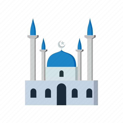 Building, islamic, mosque, religious icon - Download on Iconfinder