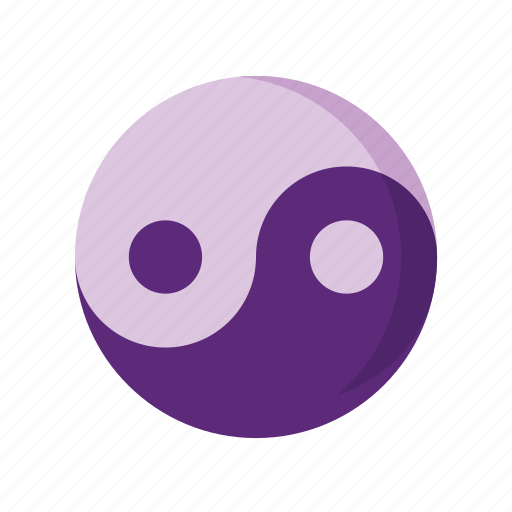 Religious, yang, yin icon - Download on Iconfinder