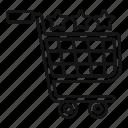 cart, element, enjoyer, remarketing, store, trolley, type