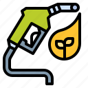 biofuel, dispenser, energy, gasoline, renewable icon