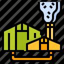 industry, energy, geothermal, renewable icon