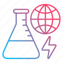 blobal, lab, renewable energy and green technology, science, search icon